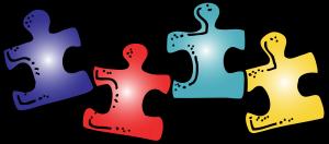 Autism pieces