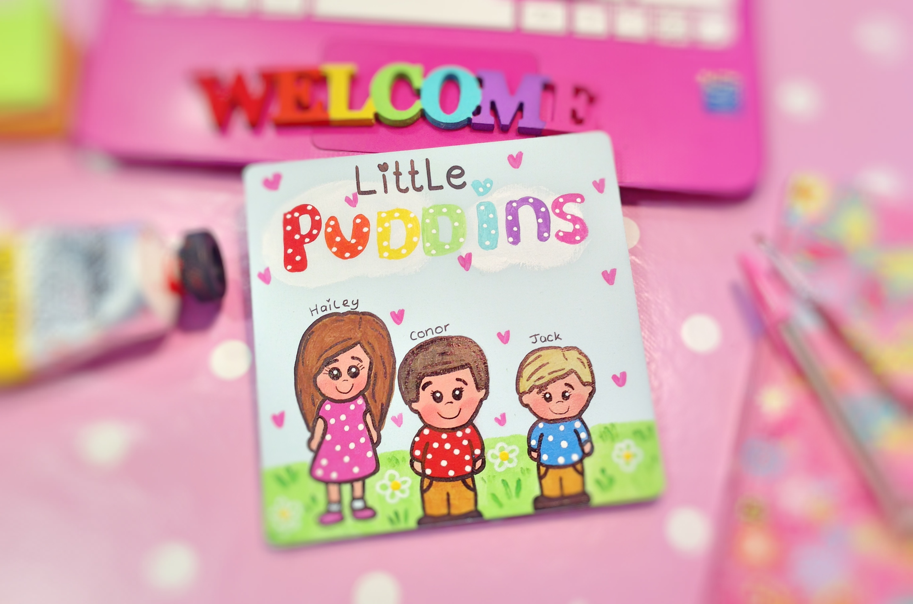 Welcome to Little Puddins