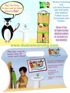 Wash & Learn