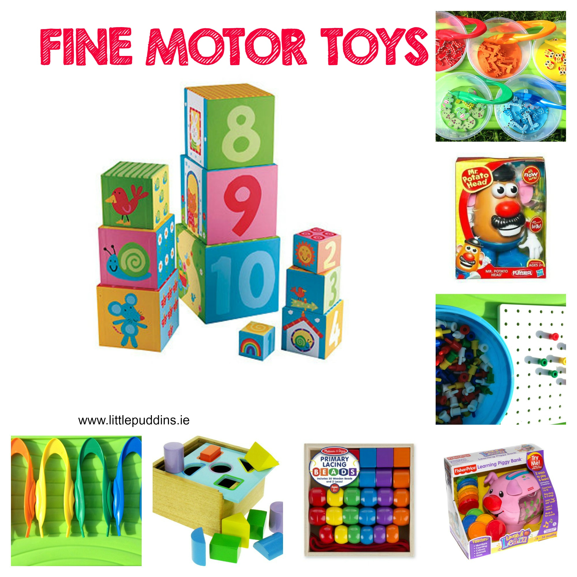 occupational therapy archives the little puddins blog fine motor toys a list