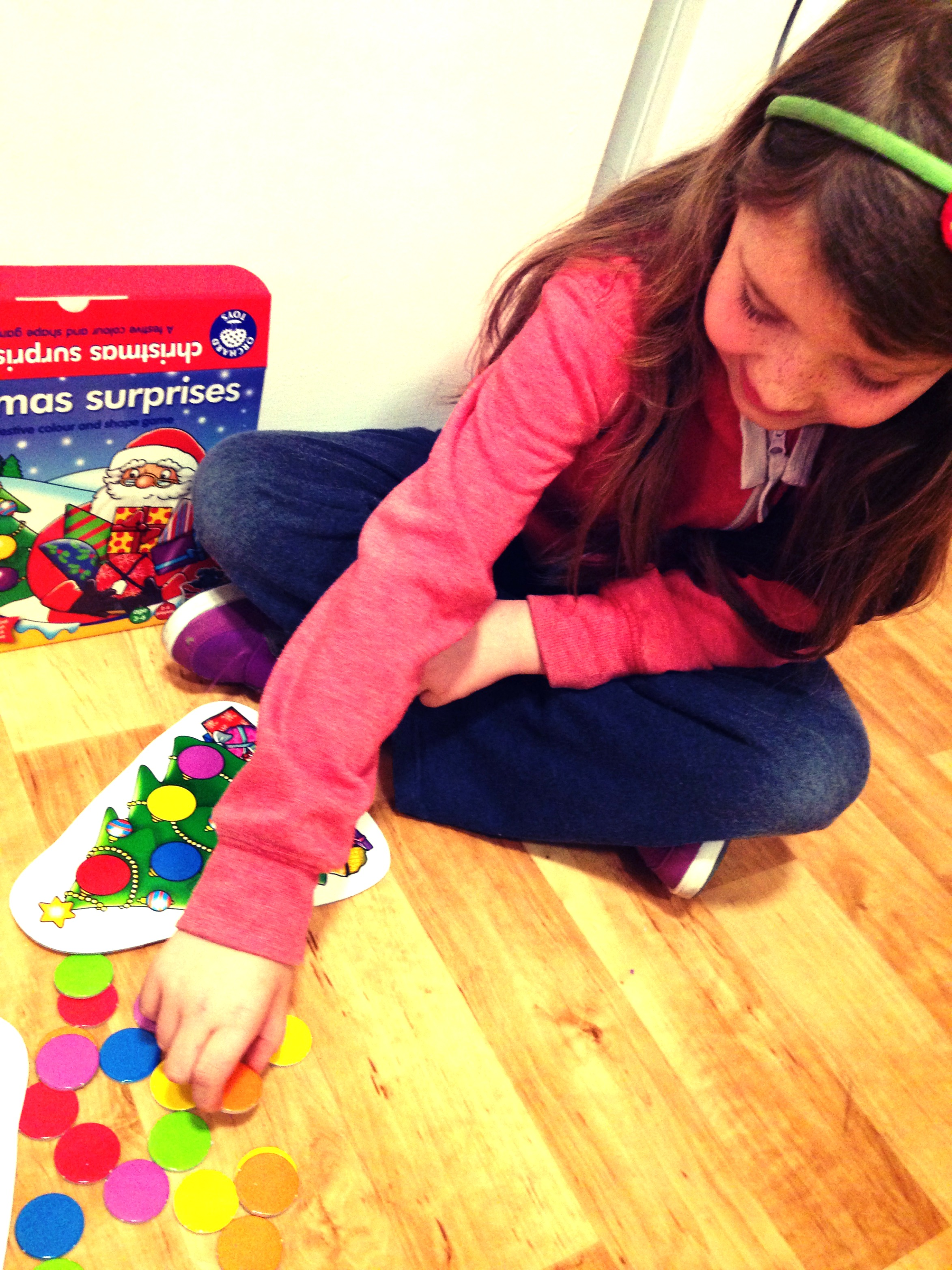 """Hailey delighted to be """"beating"""" Mum!"""