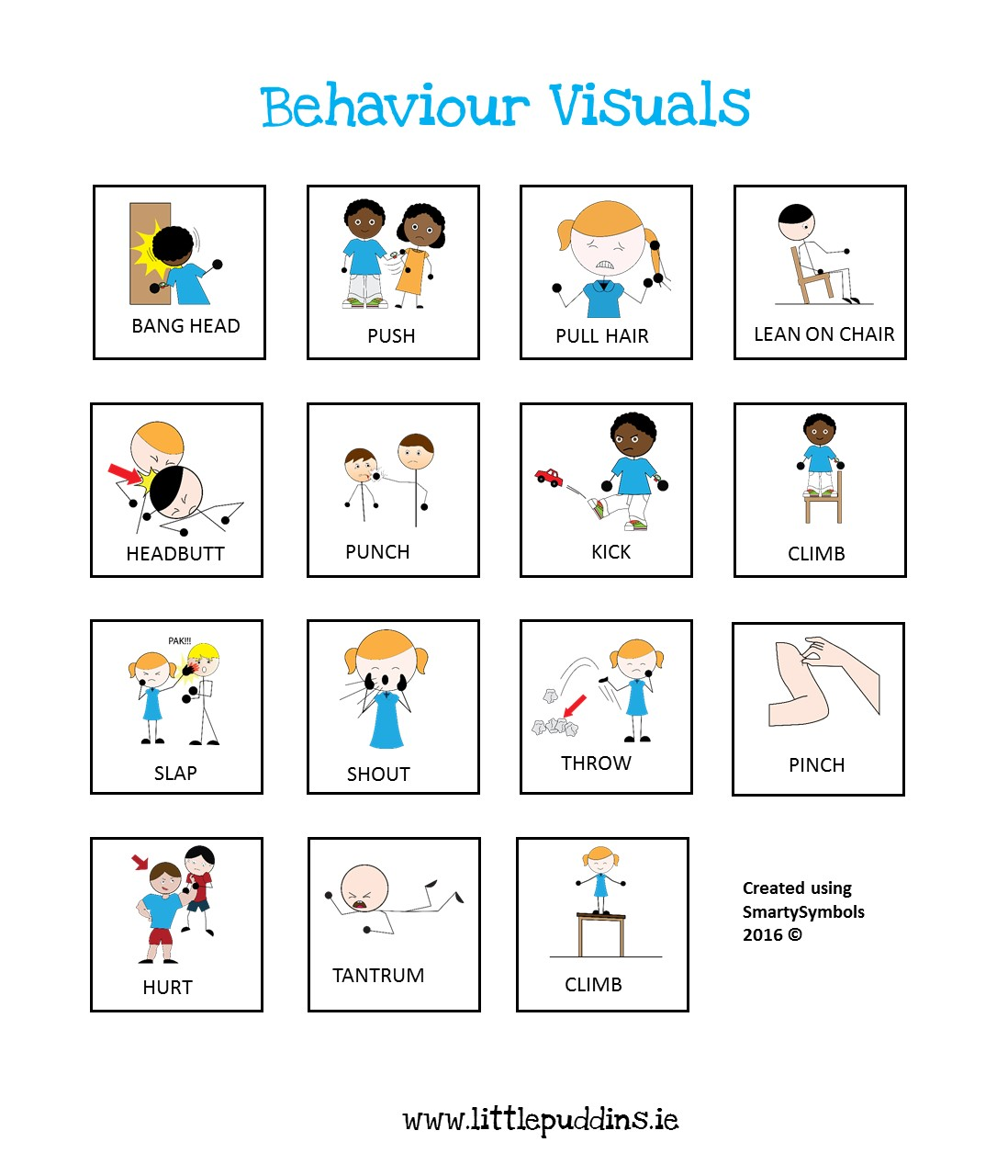 Behavior Downloads