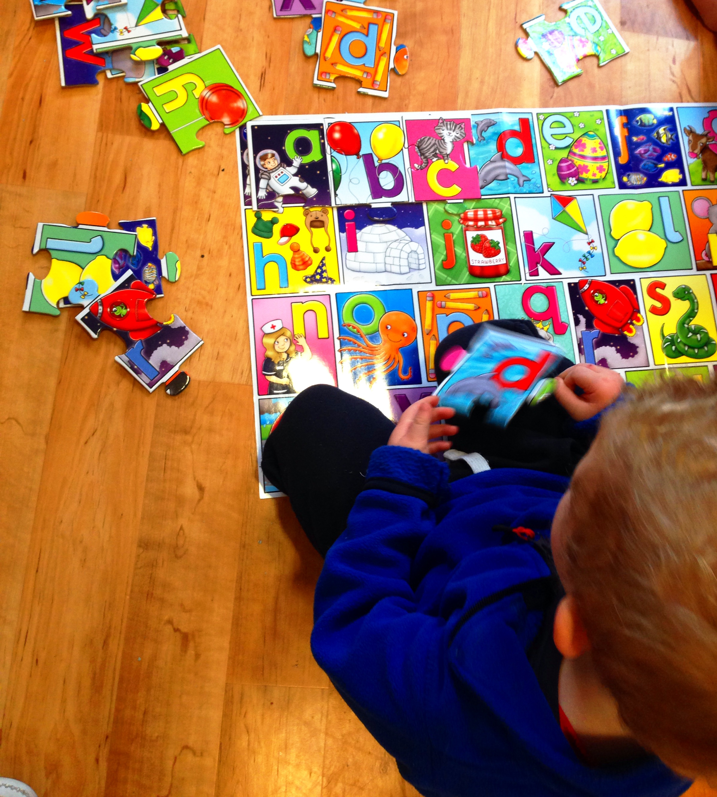 Orchard Toys Puzzle Review