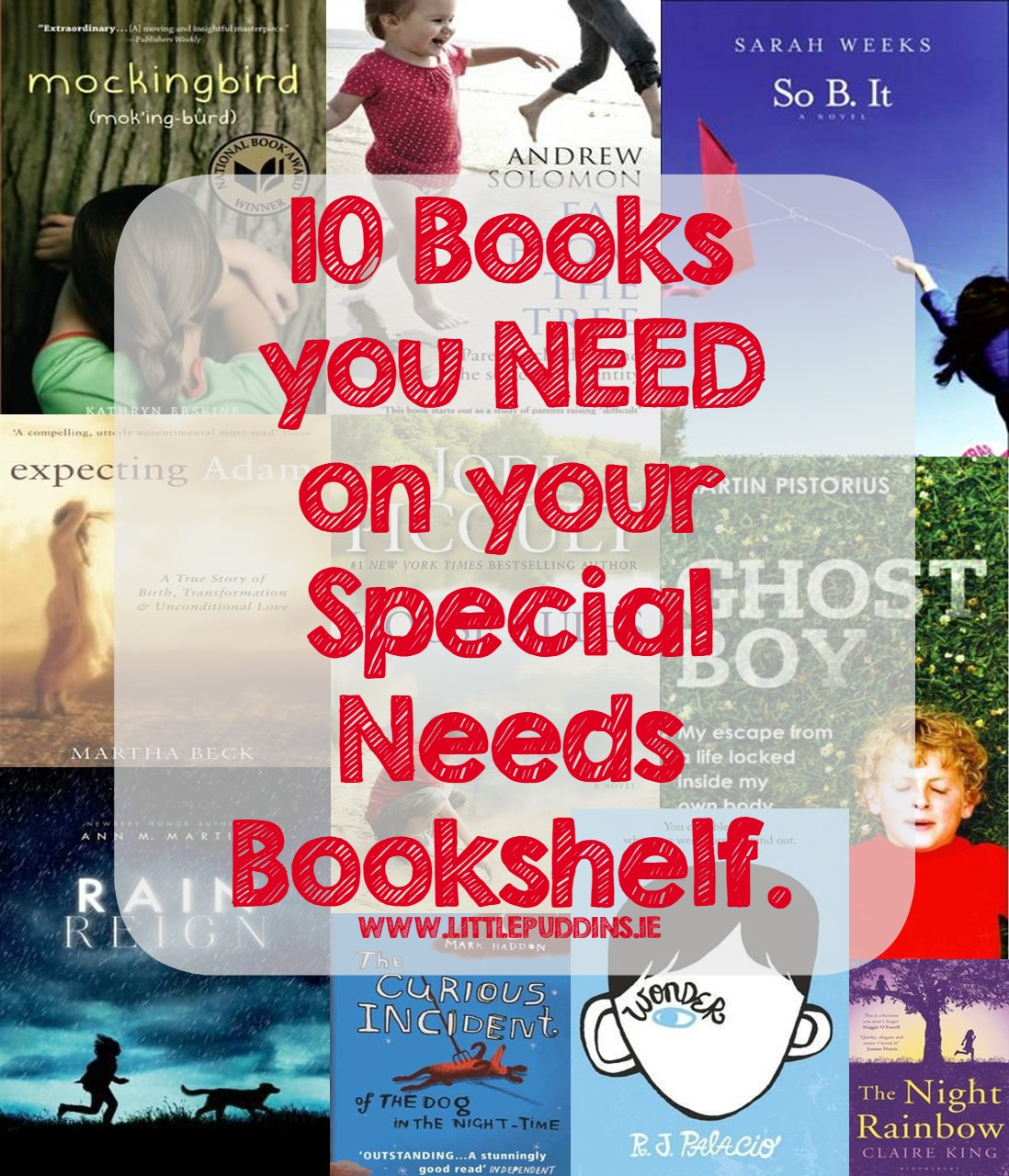 Special Need Books