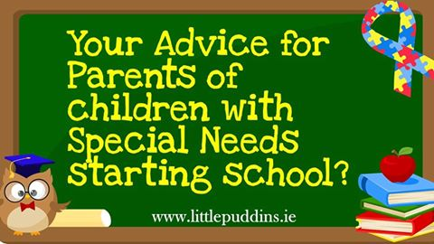 Special Needs School Advice