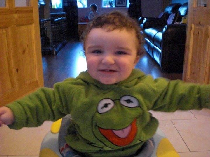 Conor celebrates