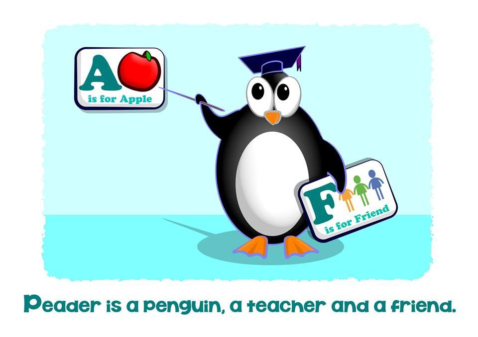 Peader the Penguin