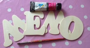 Use Acrylic Paint