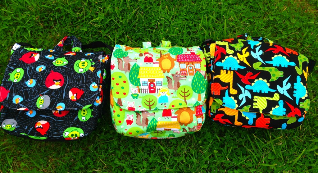Made to order Children's Totes by Ashgate Crafts