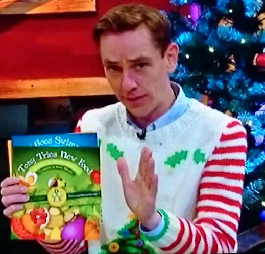 Ryan Tubridy on the Late Late Toy Show
