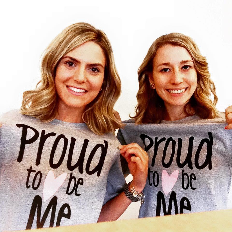 Amanda Bernardo and Samantha Clusiau-Lawlor.