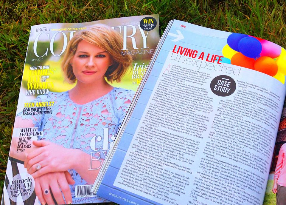 Find me on page 82 of Irish Country Living Magazine