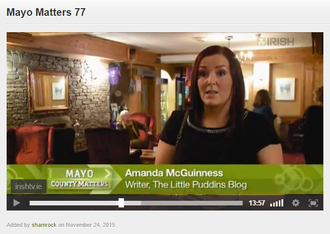Catch me on Mayo Matters Episode 77