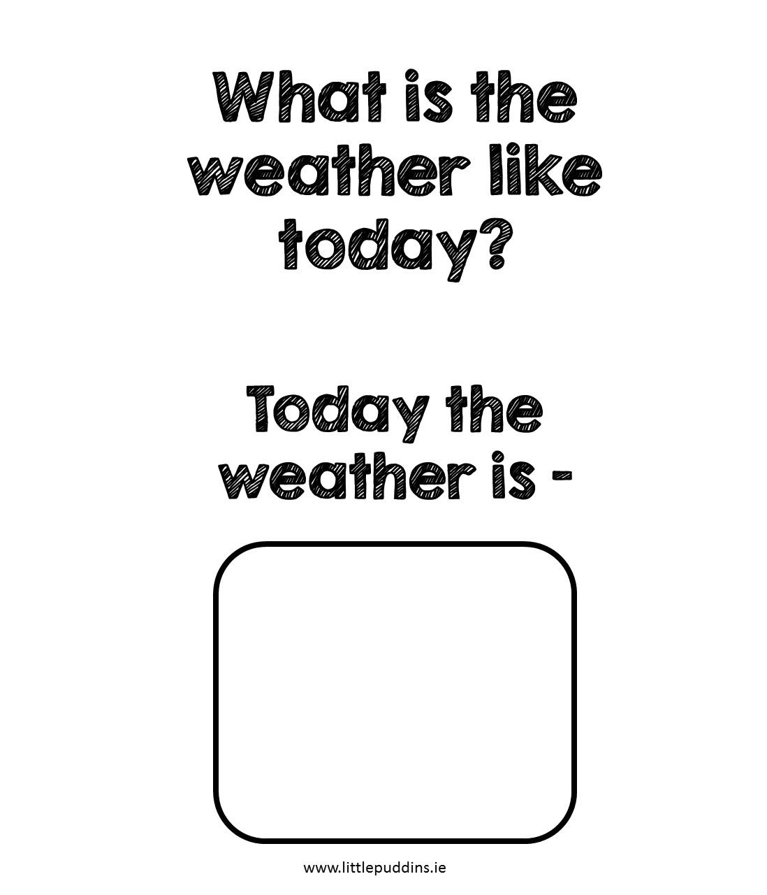 Autism Weather