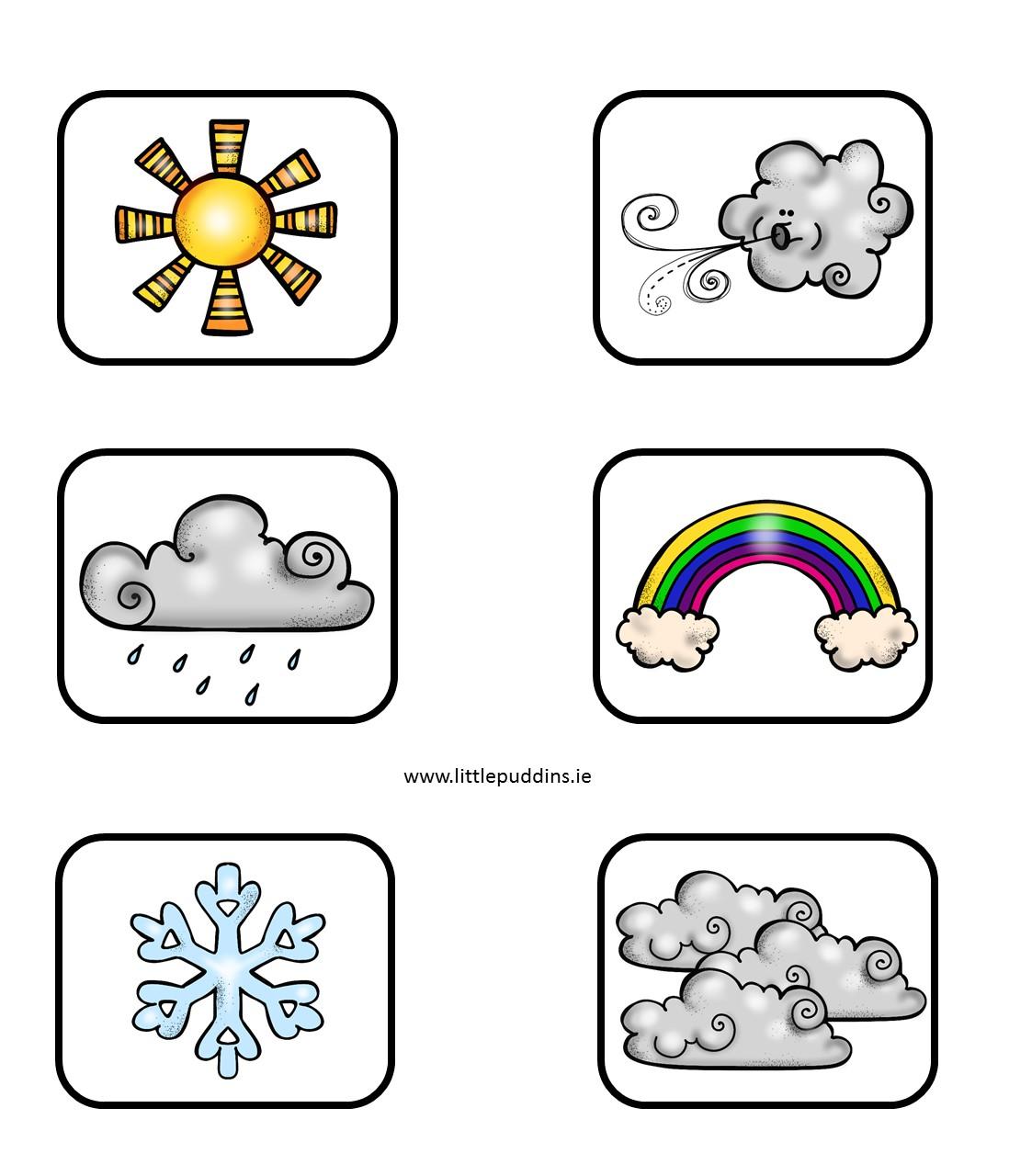 Weather Visuals Autism