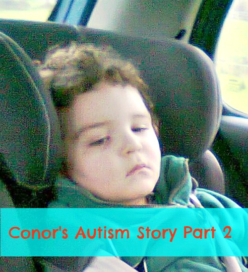 Conor's Autism Story Part 2