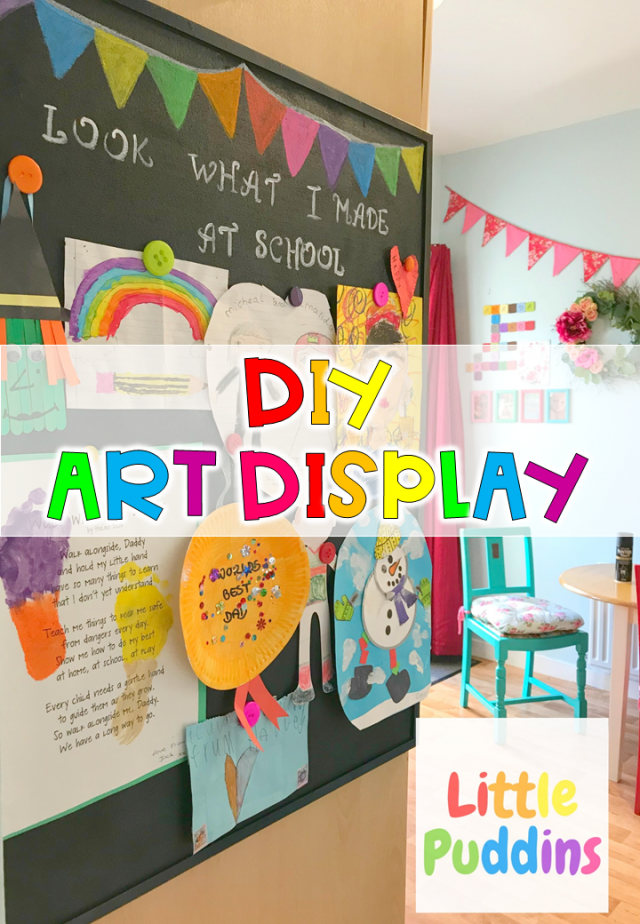 Art Display Tutorial