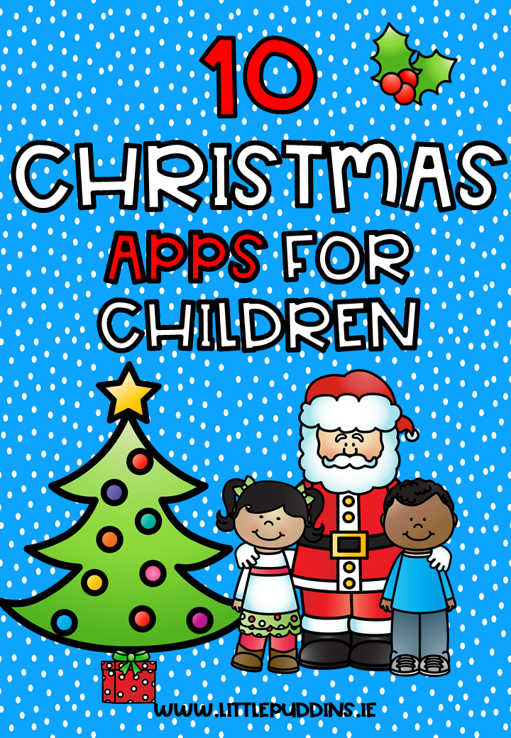 Children\'s Christmas Apps – Little Puddins Special Needs Education