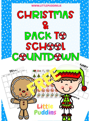 FREE Christmas Countdown